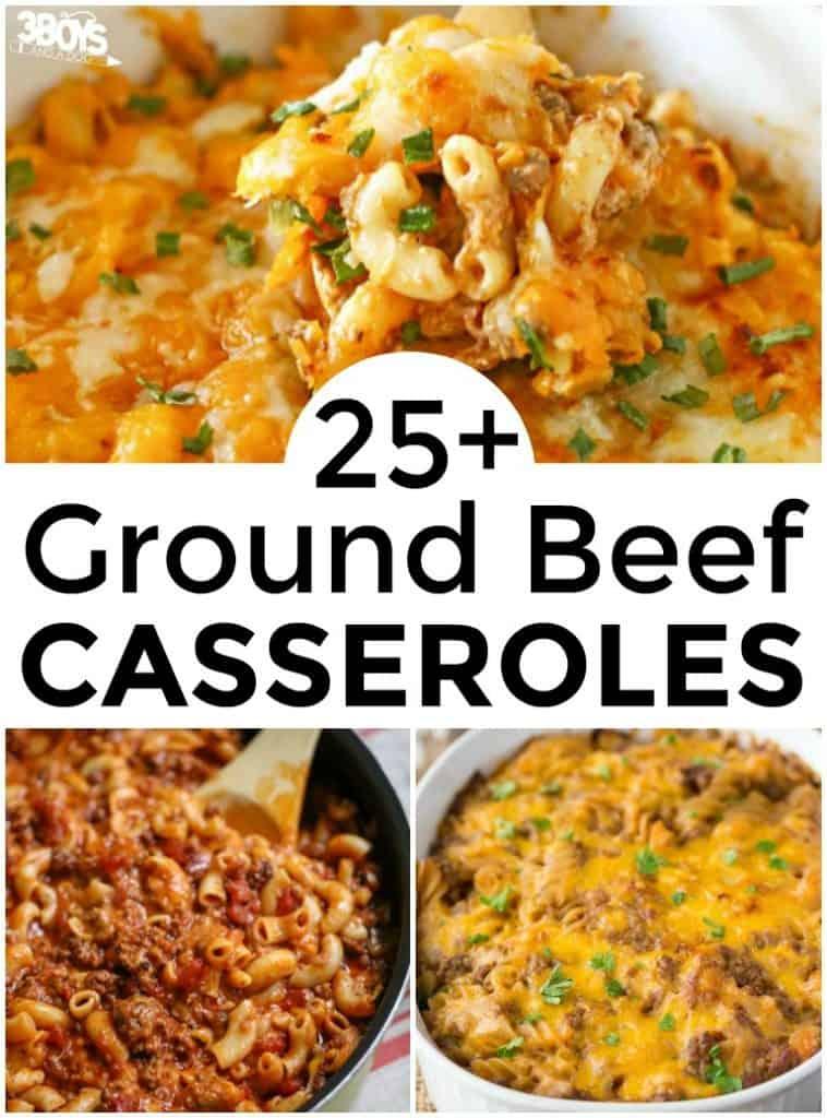 Hamburger Meat Casserole Recipes