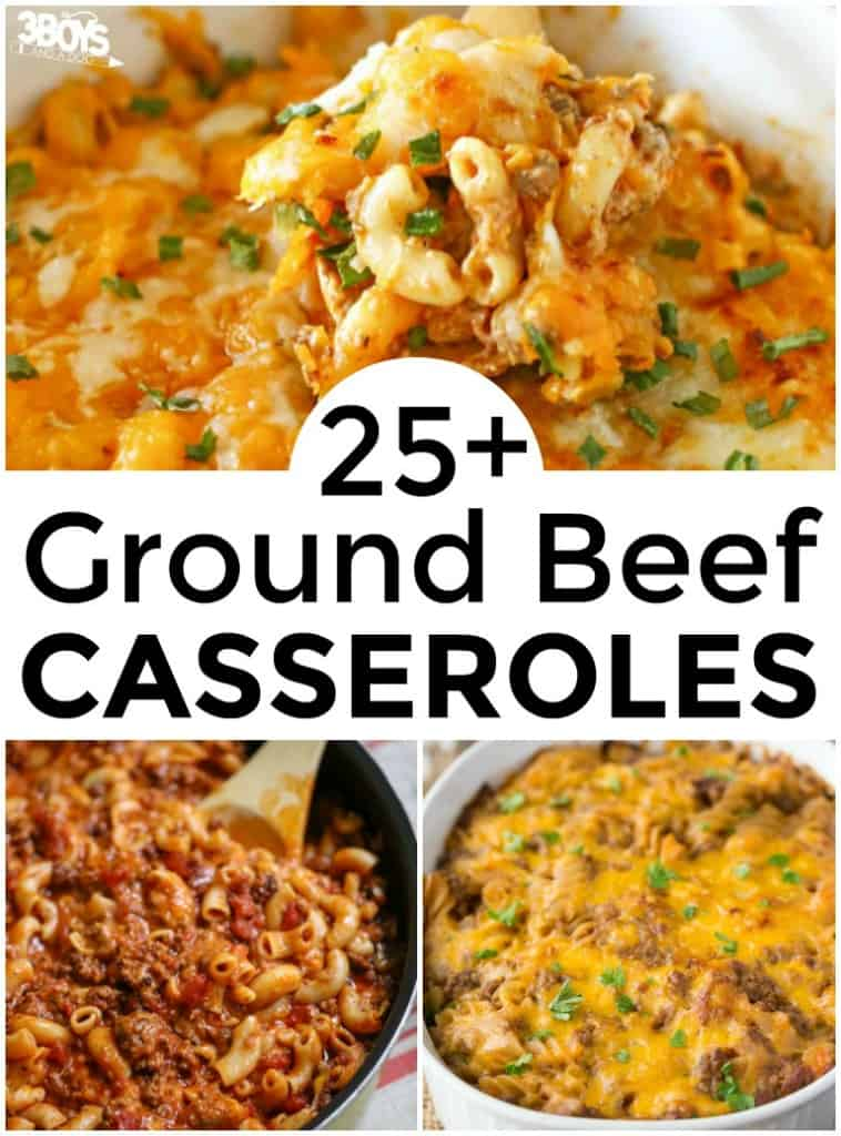 Hamburger Meat Casserole Recipes