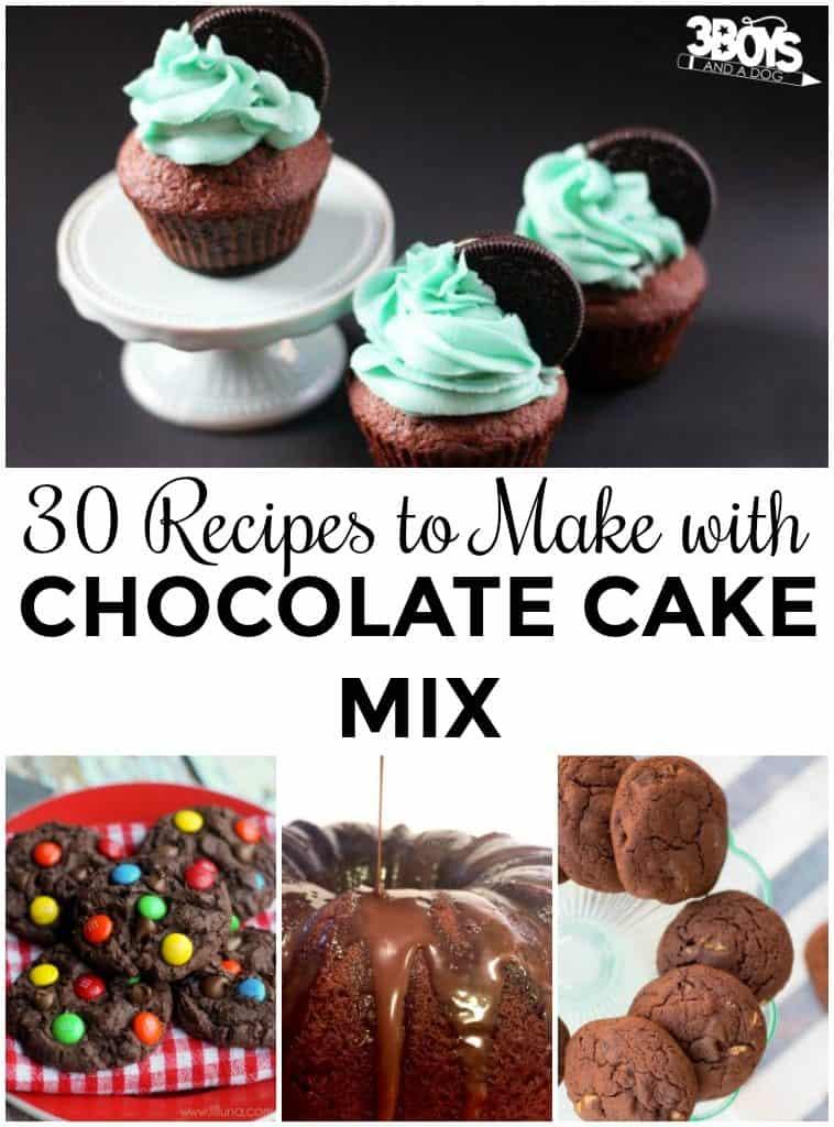 How to Make Box Chocolate Cake Better