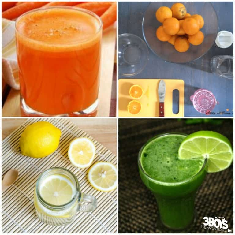Juicing Recipes for Healthy Living