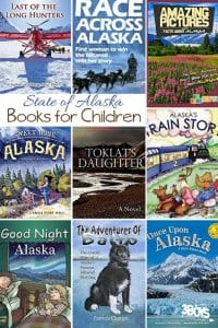 Alaska State Books for Kids