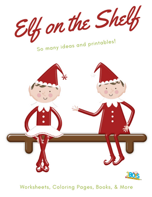 Elf on the Shelf Worksheets =