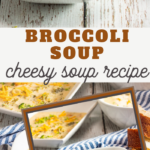 can dogs eat cheddar broccoli soup