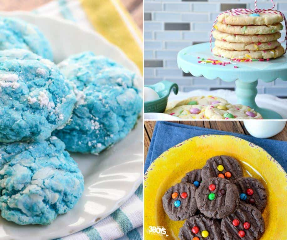 delicious cookie cake mix recipes