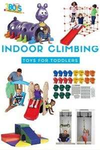 inside toys for toddlers to climb on