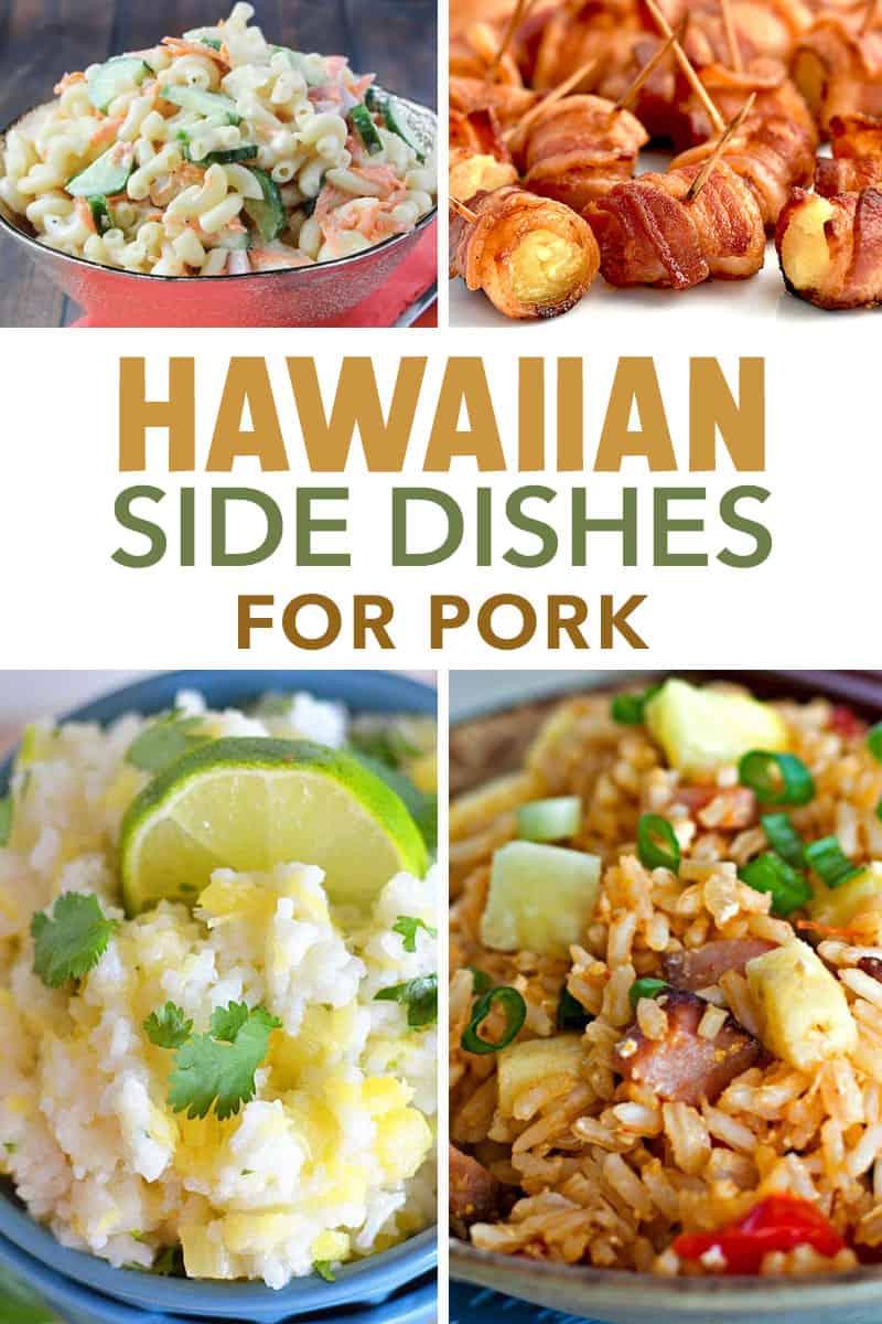 Hawaiian Side Dishes For Pork 3 Boys And A Dog 3 Boys And A Dog