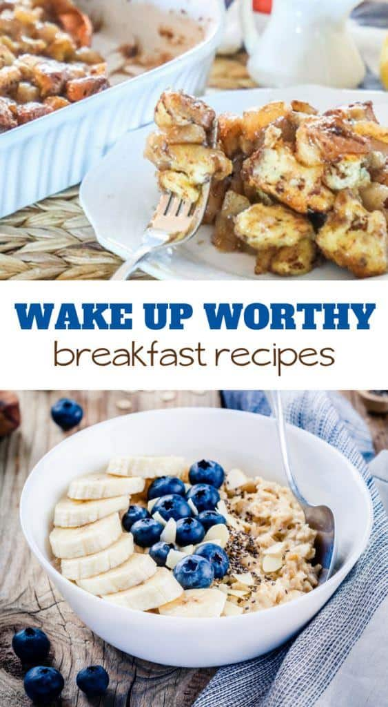 totally wake up worthy breakfasts