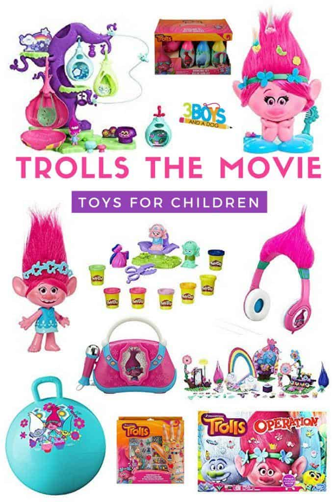 Best Trolls Toys for Kids