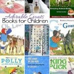 From cute stories to scientific education, these Books about Goats for Children are sure to help you as you and your children learn about these adorable farm animals.