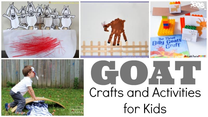 Goat Crafts and Activities