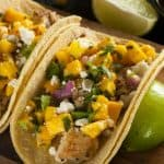 Mango and Tilapia Fish Tacos Recipe