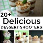 Mini Shooter Dessert Recipes