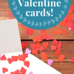 over 20 handmade greeting cards for kids to make this valentines day