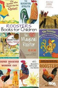 Books About Roosters for Kids