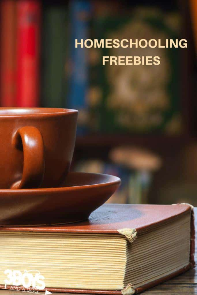 Homeschooling Freebies and Resources