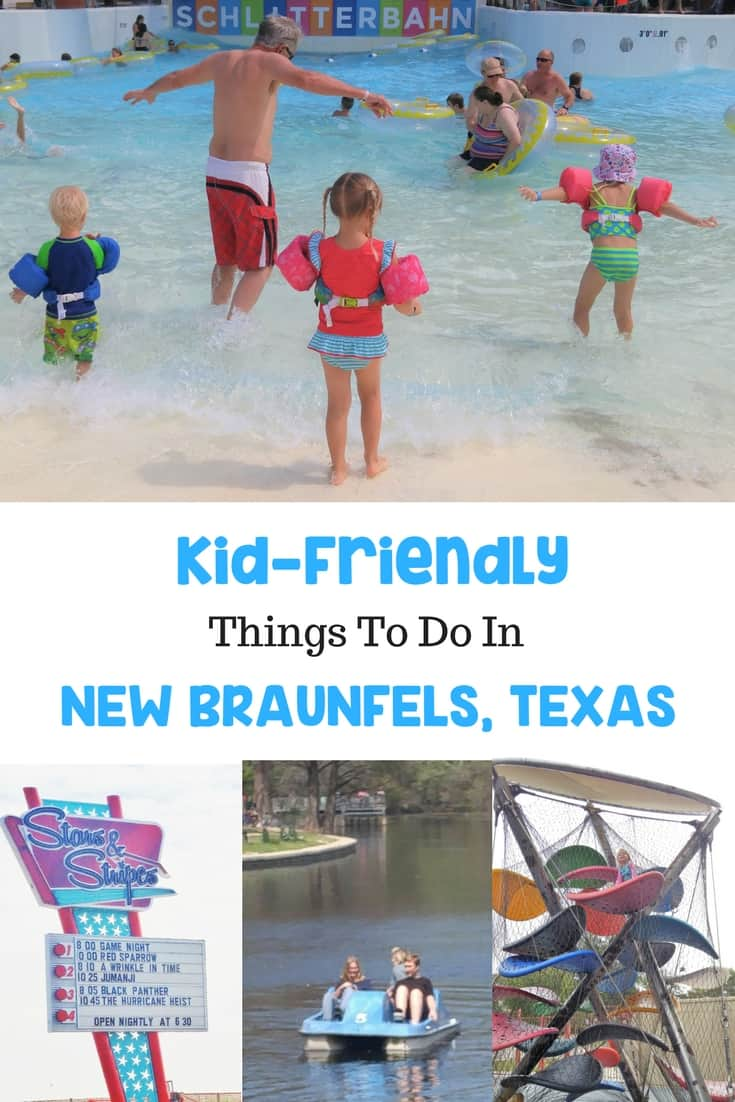 If you're visiting New Braunfels, you don't want to miss the opportunity to see as many attractions as you can jam in to your trip! If you are planning on traveling to New Braunfels with your family, there is plenty to keep you entertained and having TONS of fun!