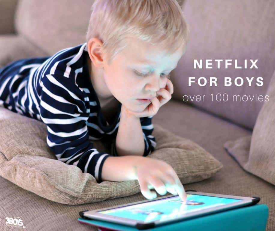 100+ Netflix movies that are perfect for boys