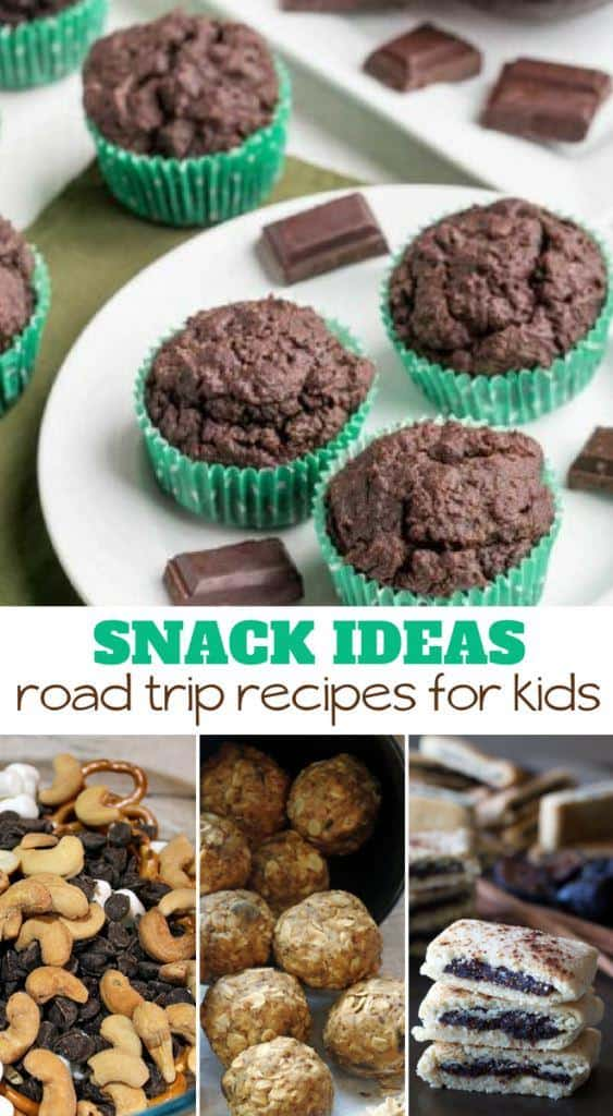 over 30 Snack Ideas for Road Trips with Kids (1)