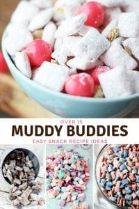 homemade muddy buddies snack recipes for kids and adults (1)