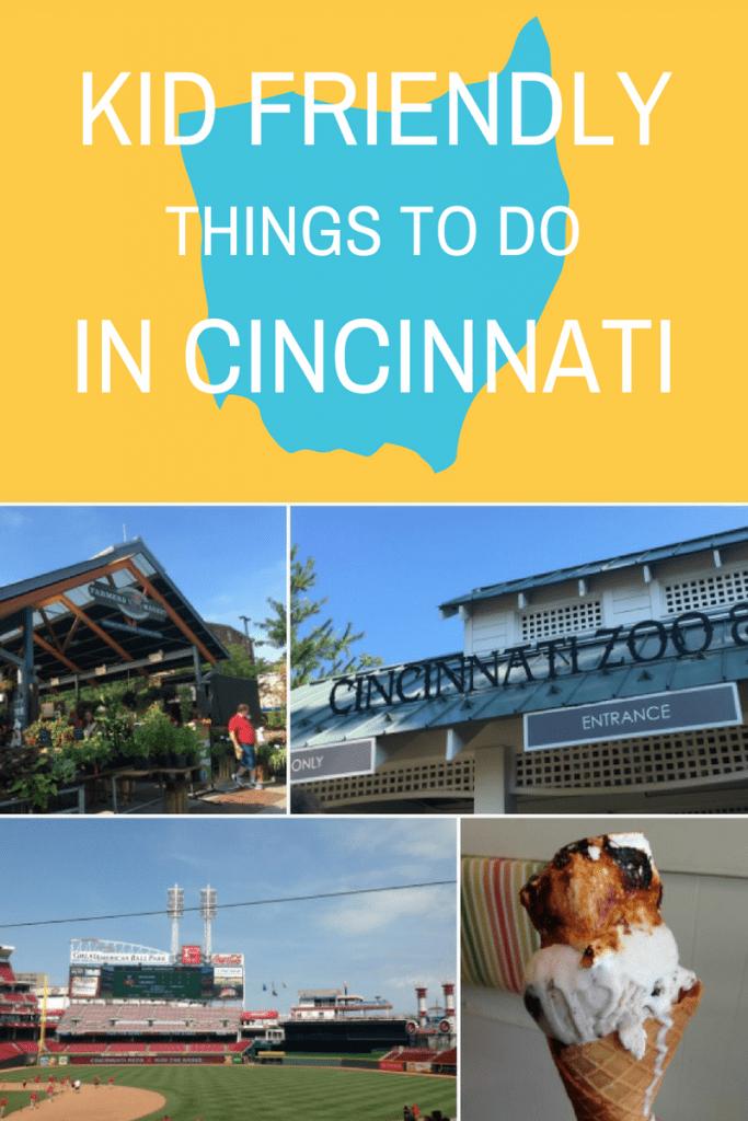 Kid Friendly Things To Do in Cincinnati, Ohio