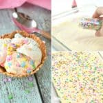 Unicorn Ice Cream DIY only 3 ingredients