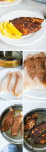 Blackened Tilapia Recipe Steps
