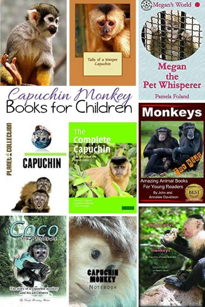 Capuchin Books for Children