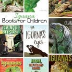 Iguana Books for Kids