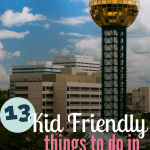 13 Kid Friendly Things to do in Knoxville, Tennessee