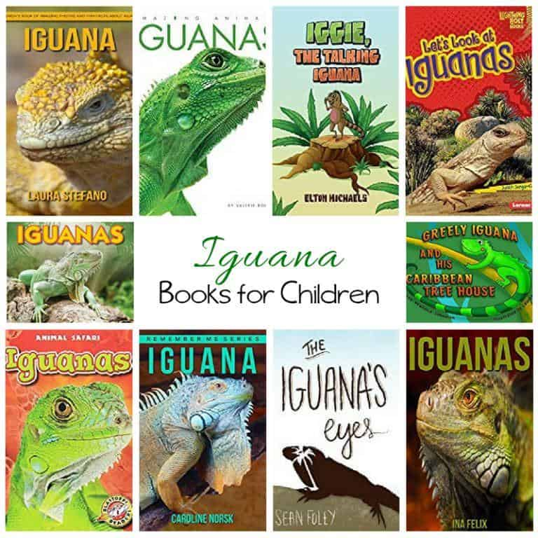 Iguana Books for Children
