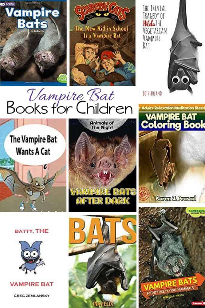 Kids Books about the Vampire Bat (1)