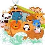 Noah's Ark Baby Shower Ideas