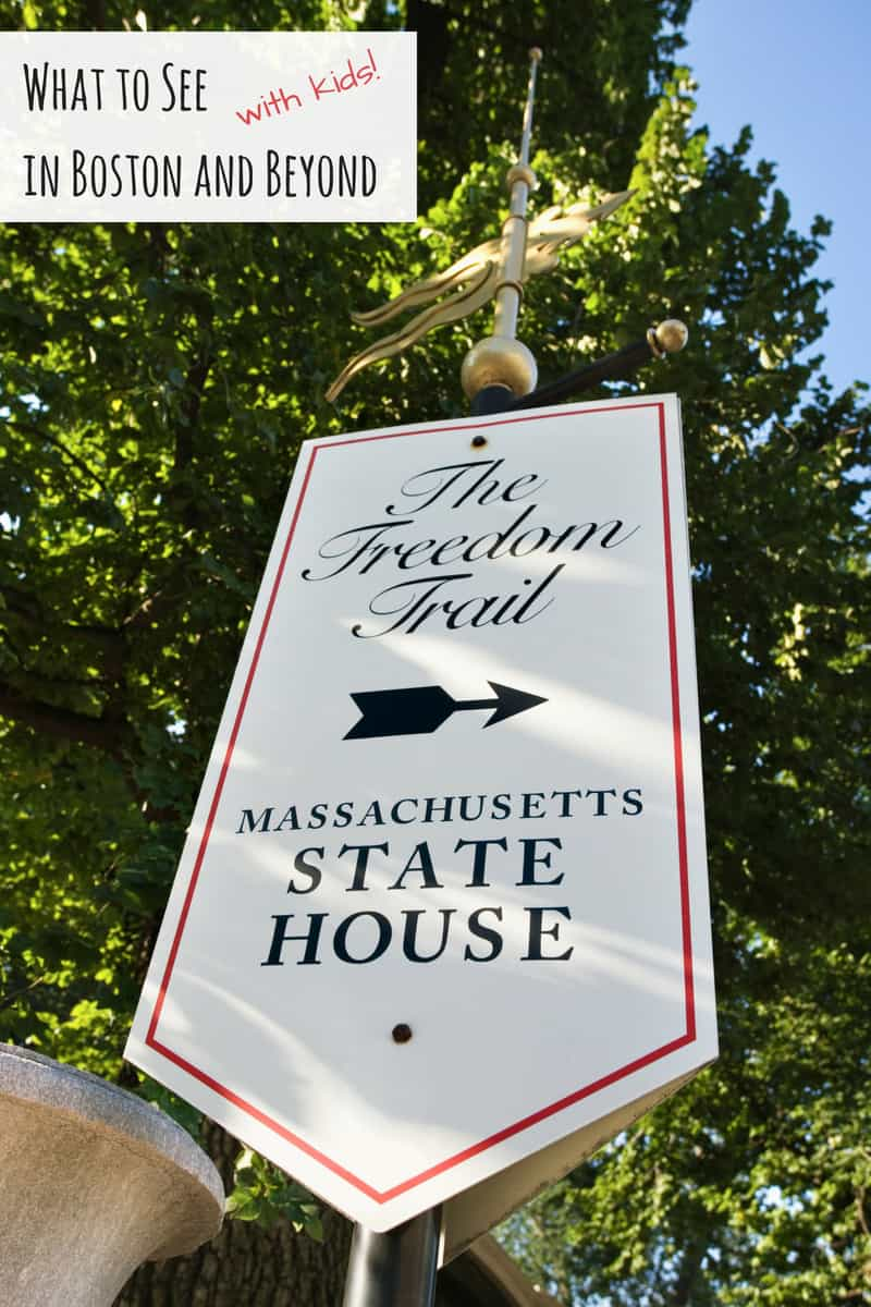 What to See in Boston with Kids