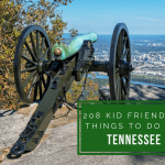 208 Kid Friendly Things to See and do in Tennessee