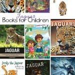 Kids Books about the Jaguar