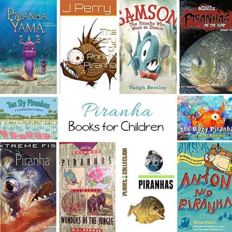 Piranha Books for Children
