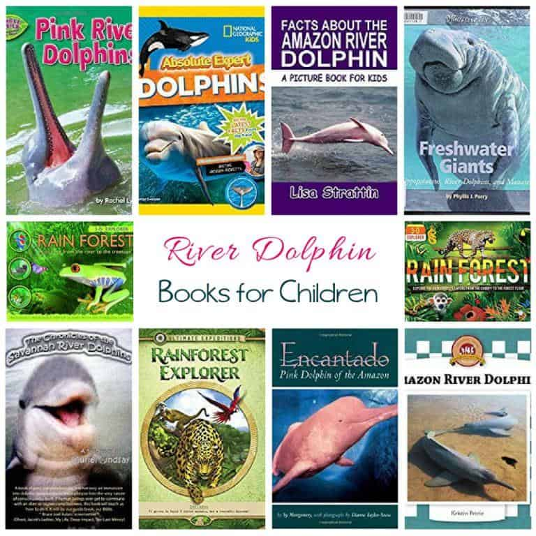 River Dolphin Books for Children