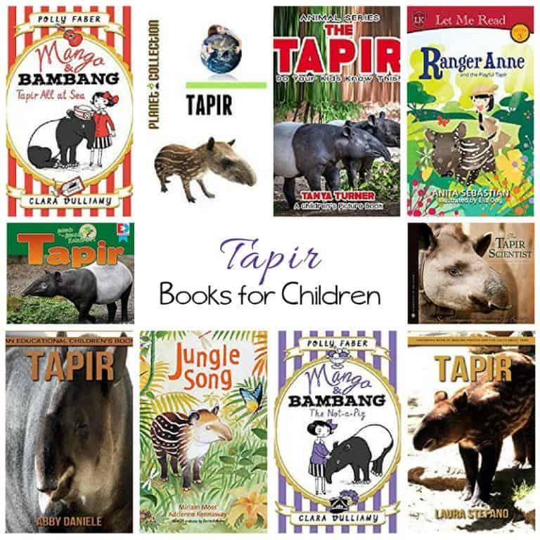 Tapir Books for Children