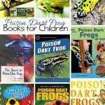 Poison Dart Frog Books for Kids