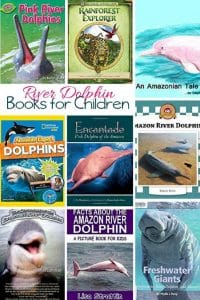 Kids Books about the River Dolphin