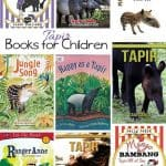 Tapir Books for Kids | Rainforest Unit Study