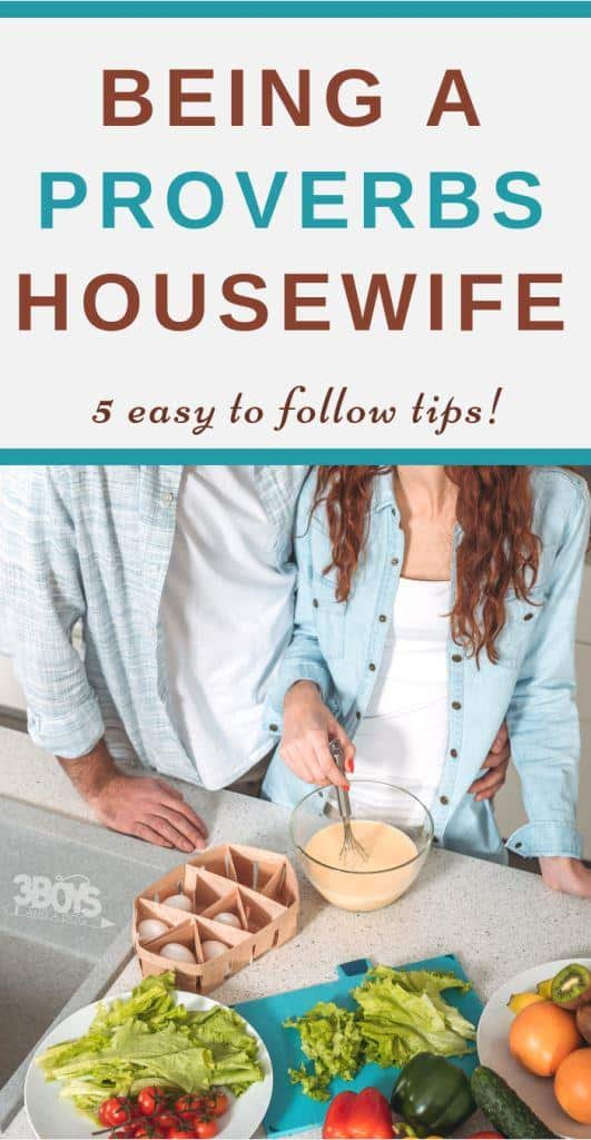 five tips for the 21st century Proverbs Wife