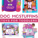 really wow with any of these 10 Doc McStuffins toys for toddlers