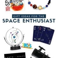 Gift Ideas for the Space Enthusiast