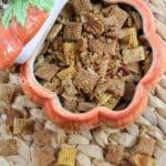 Pumpkin Spice Chex Mix Snack Recipe