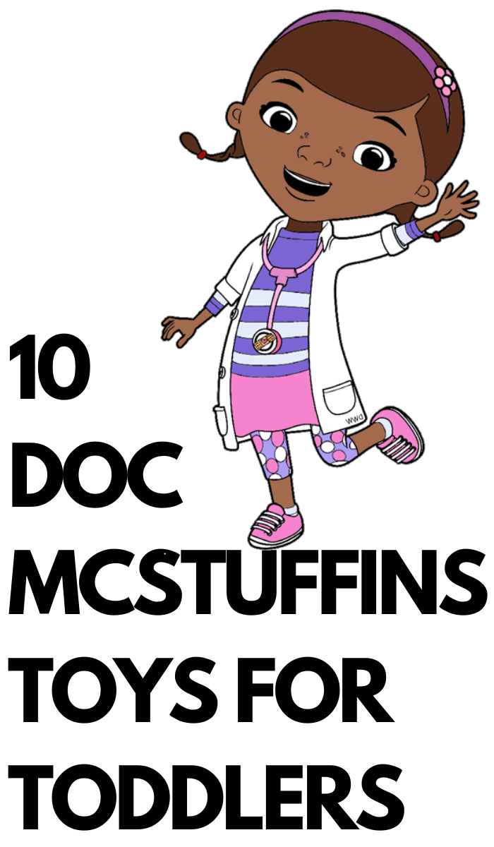 must have Doc McStuffins gifts for an animal loving toddler