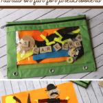 Fall Activity Bag to Build a Scarecrow