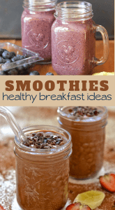 over 40 delicious smoothies perfect for breakfast