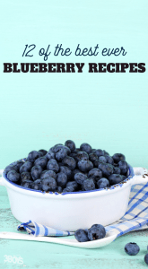 12 of the best ever blueberry recipes