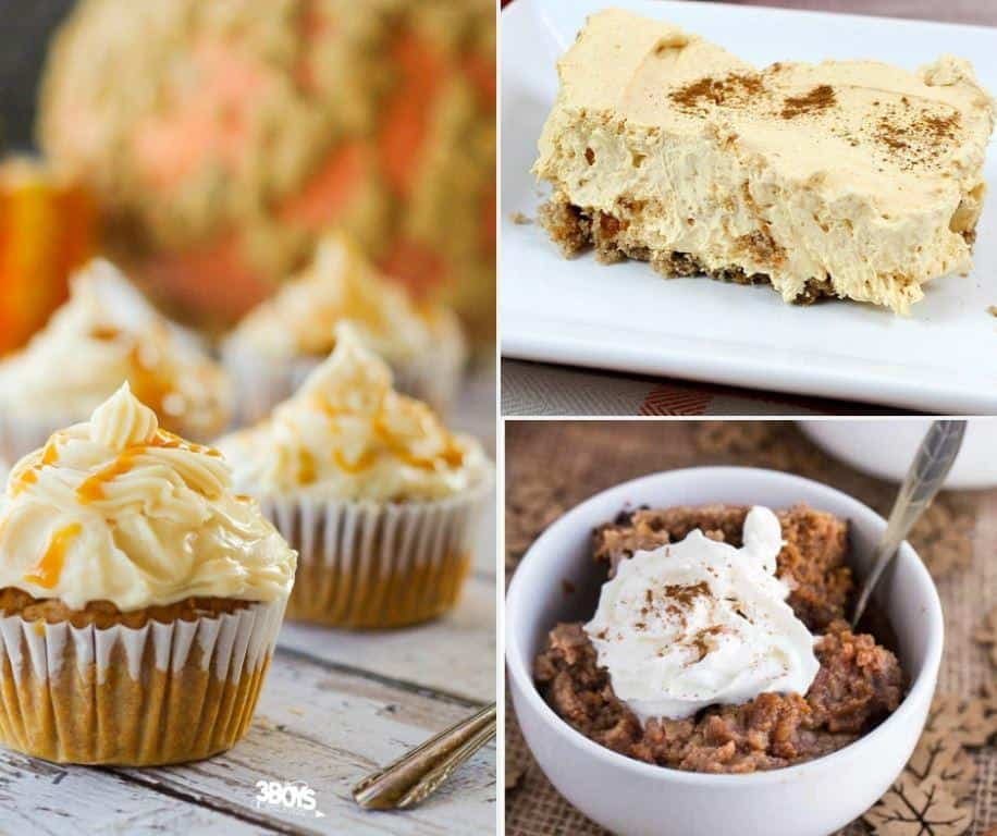 spice cake mix recipe ideas